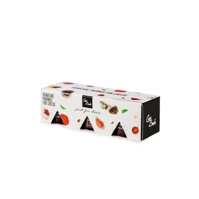 Can Bech Gift Box Selection 2: A Selection of Three Flavours (Raspberry, Figs, Grapes)