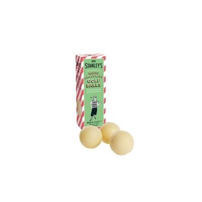 Mr Stanleys White Chocolate Golf Balls