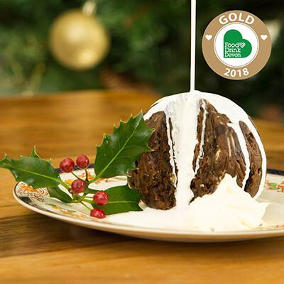 Georgie Porgie Christmas Puddings