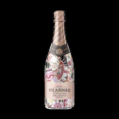Vilarnau Cava Rosé Delicat