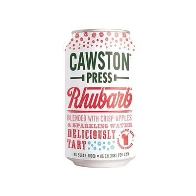 Cawston Press Sparkling Rhubarb Juice