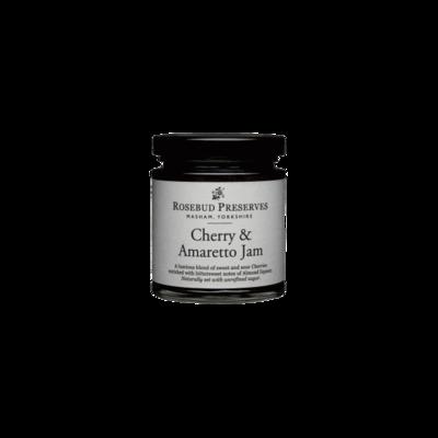 Rosebud Cherry & Amaretto Jam