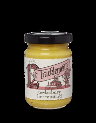 Tracklements Tewkesbury hot mustard