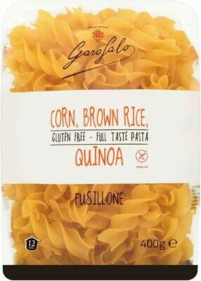 Garofalo GF - Corn, Brown rice and quinoa Fusillone