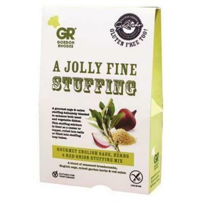 Gordon Rhodes - A Jolly Fine Stuffing - sage, re onion stuffing mix