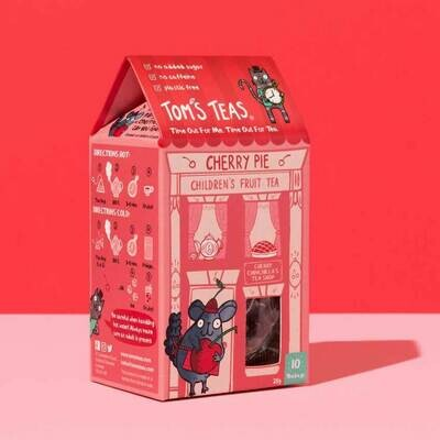 Tom's Teas - Cherry Pie