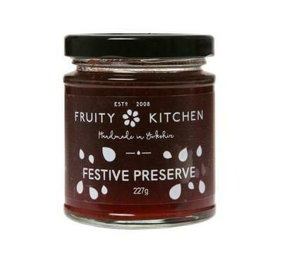 Fruity Kitchen - Festive Fruit Preserve