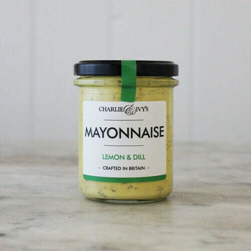 NEW! Lemon & Dill Mayonnaise - Charlie & Ivy