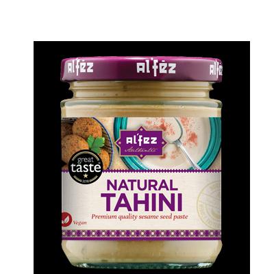 NEW IN! Al'Fez Natural Tahini (160g)