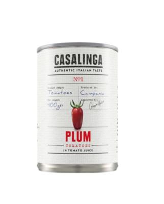 NEW IN! Casalinga - Plum Tomatoes (400g)