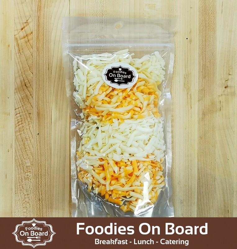 Mozzarella & Cheddar Mixed Cheese / 混合芝士 (200g)