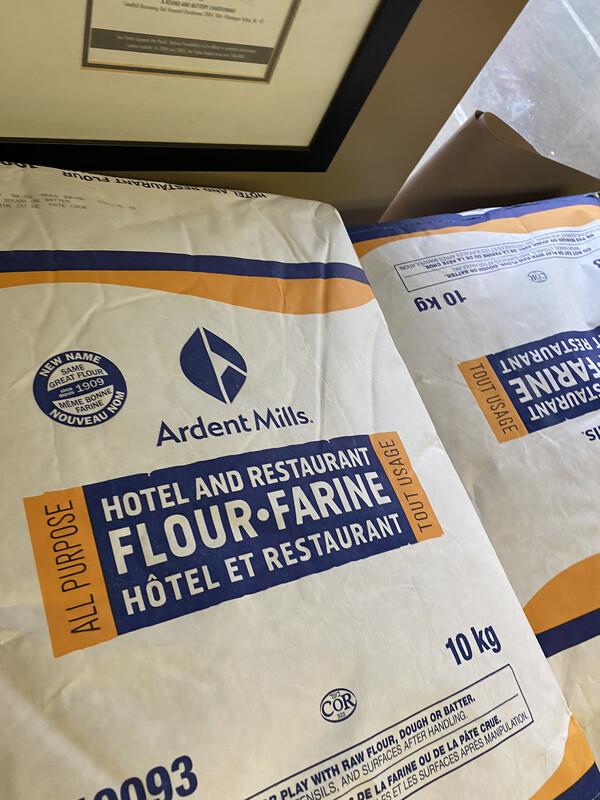 All Purpose Flour / 酒店餐馆特供中筋面粉 (10kg)