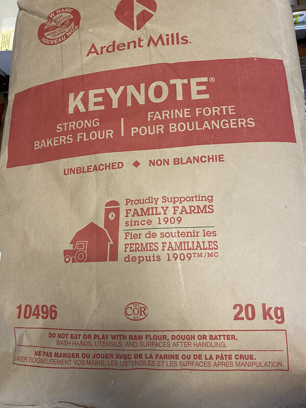 Bread Flour / 面点师傅专业用高筋面粉 (20kg)