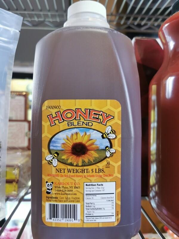 Honey Blend (5lbs)/蜂蜜
