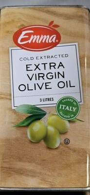Emma Extra Virgin Olive Oil / 特级冷压初榨橄榄油(3L)