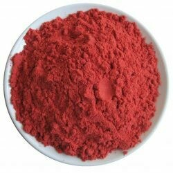 Freeze Dried Strawberry Powder 5 Lb/2.26kg  Bag