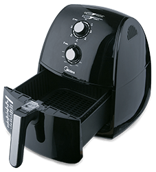 Air Fryer 4L (5Kg) - Black