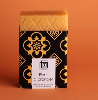 Savon Mauresque - Fleur d'oranger
