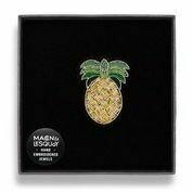 Broche Ananas - Macon & Lesquoy