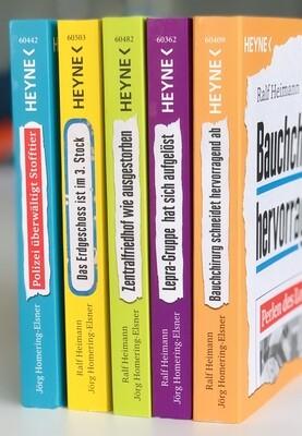 Perlen Bücher, Set 5 (Chefredakteur)