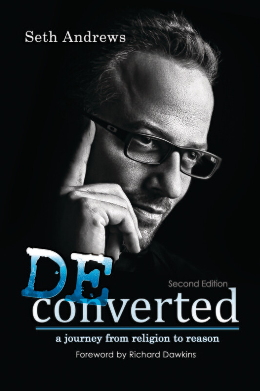 Deconverted: A Journey from Religion to Reason (Autographed.)