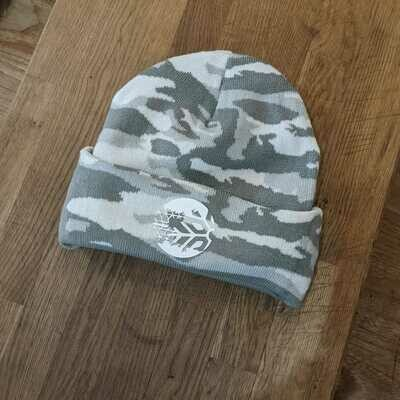 Camo Beanie + Neck Warmer Set