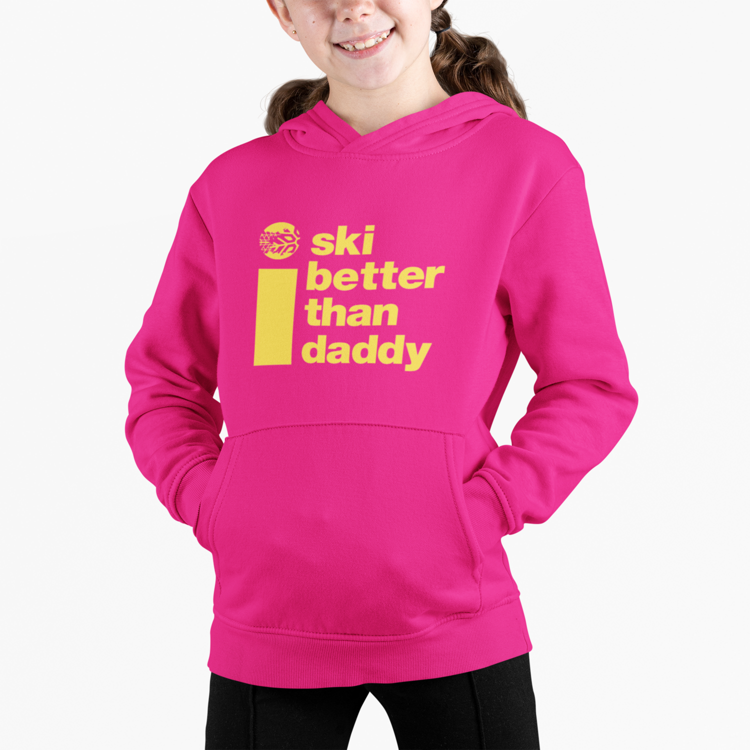Better than Daddy Kids Hoodie