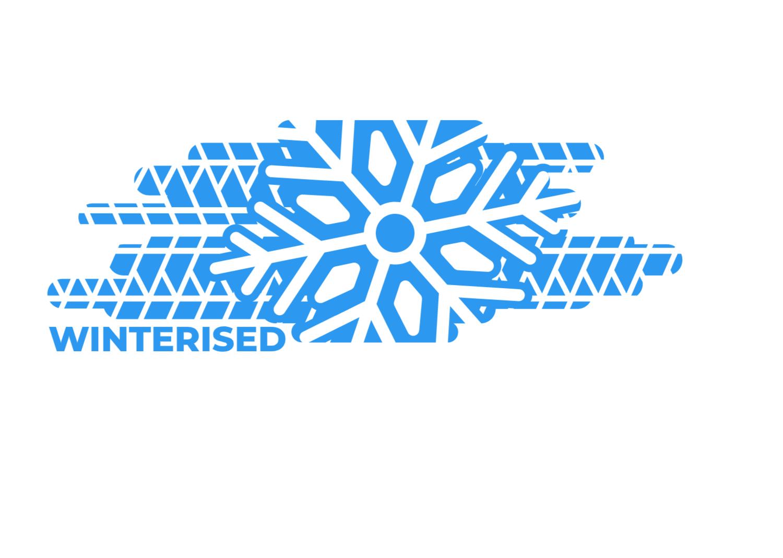 Standard Winterised Sticker