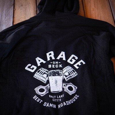 Garage on Beck Hoodie