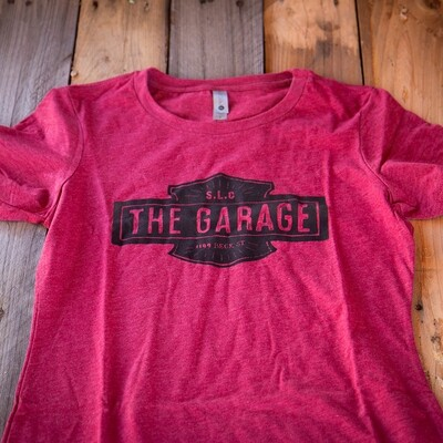 Garage on Beck Red Shirt