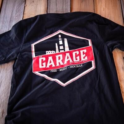 Garage on Beck T-Shirt Black