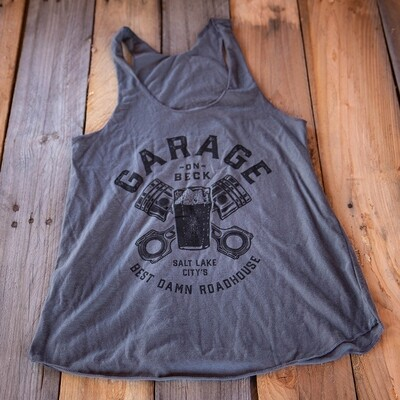 Garage on Beck Women's Tank