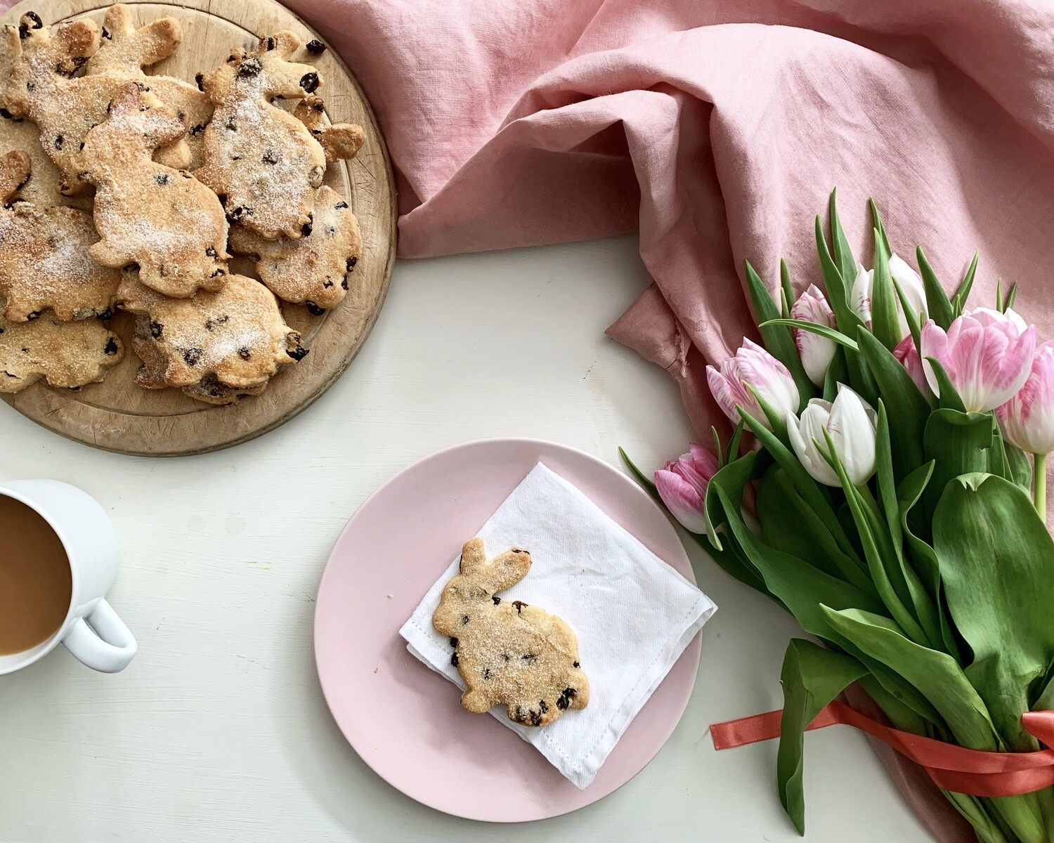 -LIMITED EDITION -        Spring Bunny Biscuits         Baking Kit