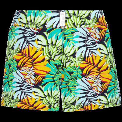 Ferise Women Swim Short Jungle