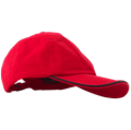 Capiten KIDS Cap Solid Red