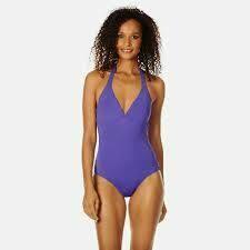 Fames Halter One Piece Swimsuit