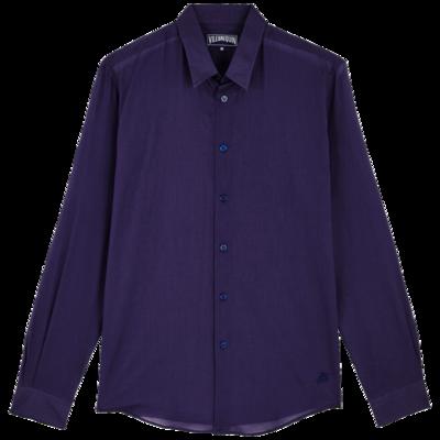 Caracal LIGHTWEIGHT Unisex Cotton Voile Shirt Solid
