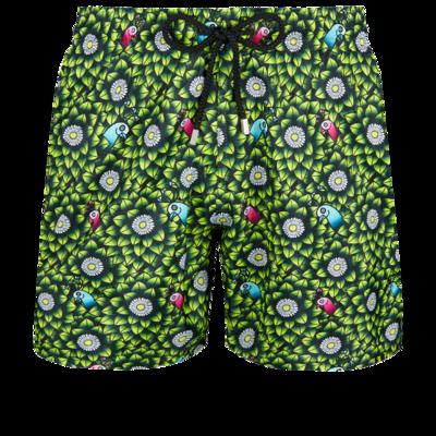 Mahina Men Swimwear Ultra-light and packable Where is my peacock