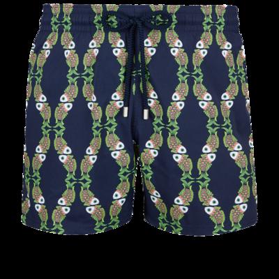 Moorise Men Swimwear Stretch Sweet Fishes