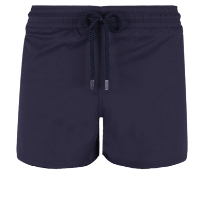 Man  Men Swimwear SHORT and Fitted Stretch Solid