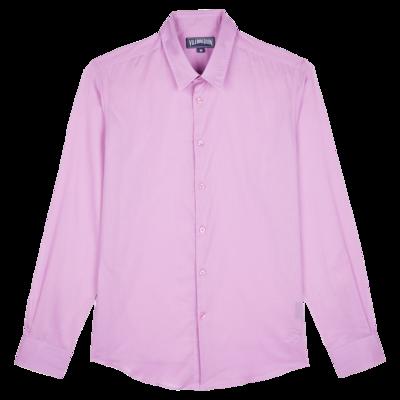 Caracal Unisex cotton voile Shirt Solid