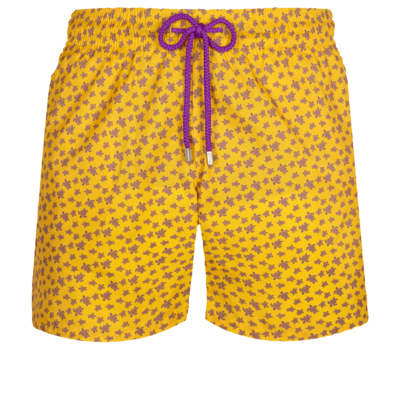 Moohina Men Swimwear Ultra-light and packable Micro Ronde des Tortues