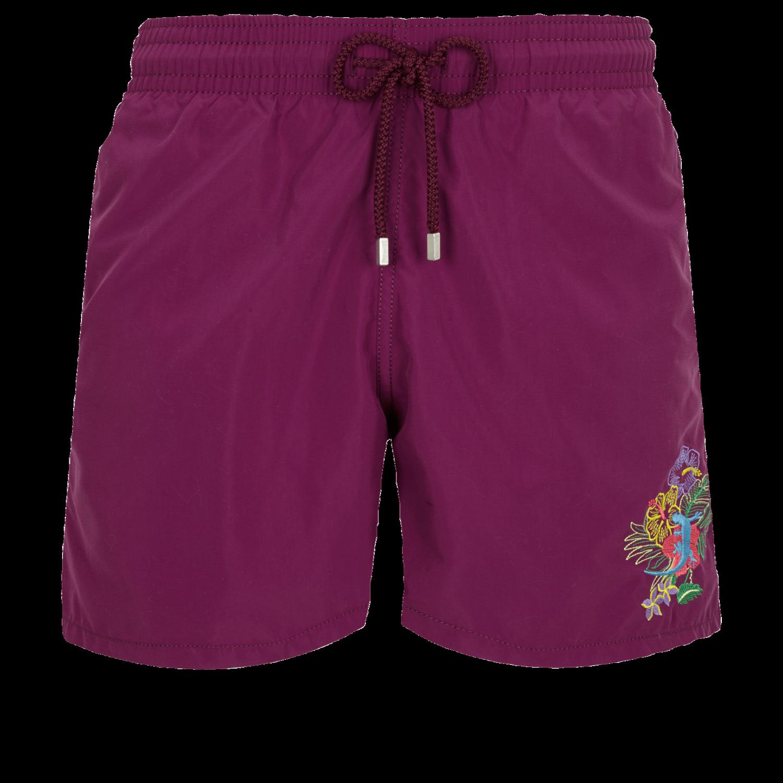 Motu Men Swimwear Placed embroidery Les Geckos