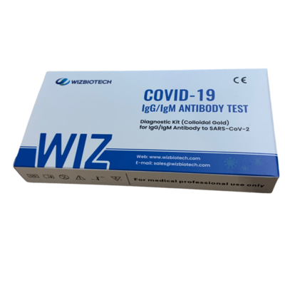 SARS-CoV-2 Diagnosekit Antikörper Test (1 Stck/ Box )