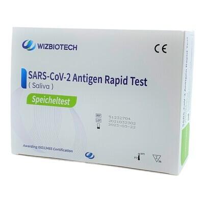 Wiz Biotech® Speicheltest 25 Stück