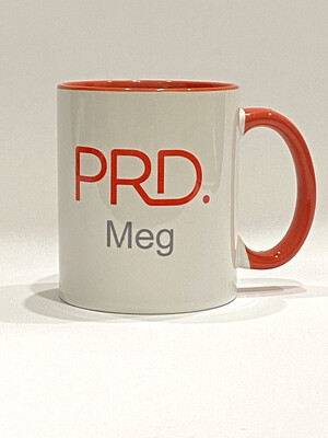 PRD Personalised Coffee Mug