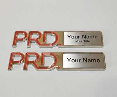 PRD | Executive Badge