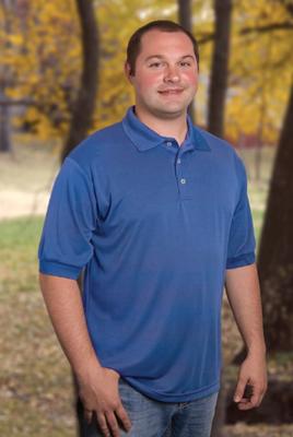 Moisture Management Golf Shirt