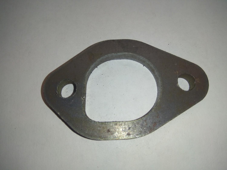Фланец коллектора к мотору на GX 160-200