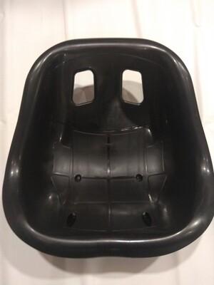 Сидение для дрифт-трайка пластиковое (ПНД) Ш-43, В-30, Г-20 (см)